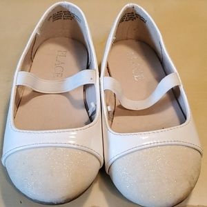 WHITE EASTER dress shoes for baby/toddler